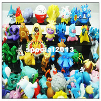 Wholesale PVC Animel Mini Pokemon Figures cm Girl Children Gift set Decoration Doll Action Figure Toy