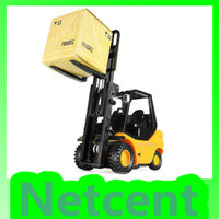 Wholesale Desktop Crane Creative Car Toy with Remote Control for Office Trend