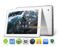 Wholesale Vido N101RK RK3188 Quad Core inch Tablet PC IPS Screen Dual Speaker GB GB Dual Camera HDMI