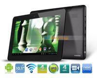 Wholesale Ainol Novo Hero II quad Core tablet pc quot IPS android ATM7029 Ghz GB RAM GB HDMI Dual Camera