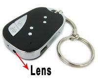 None   HD 1280 * 960 Spy Car Key Camera 909 Digital Video Voice Recorder mini DVR with keychain 10pcs