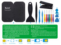 Wholesale Kaisi KS Opening Tools Set Disassemble Repair Tool Kit in for iphone G with Retail Package