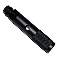 Wholesale Quick Change g CO2 Cartridge Adapter Black paintball New