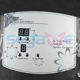 Wholesale Top Quality Portable Beauty Mini Free Needle free Mesotherapy Meso therapy Machine Home
