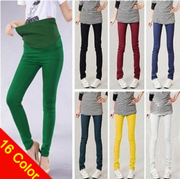 Wholesale Plus size XXL Abdominal elastic high waist maternity pants for pregnant women Autumn and Winter casual clothes Slim pencil pants