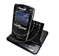 Wholesale 2013 Fashion Useful GPS Holder Car Cell Mobile Phone Navigation Shelf Angle Support Size Black YY7