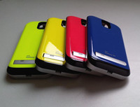 Wholesale 3200mah Power Bank External Battery Case for Samsung Galaxy S4 i9500 External Backup Battery Cover
