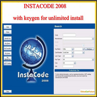 INSTACODE 2008 + keygen for unlimited install with fast ship...