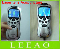Wholesale Lowest Price newest design E Tong Laser tens Acupuncture digital Therapy Machine massager pass CE and ROHS