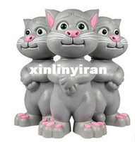 Wholesale Russian Language Talking Cat Kids Early Childhood Educational Toys Electronic Pets