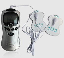 Wholesale High Quality Laser Tens Digital Acupuncture Therapy Machine Massager Relaxation Pass CE and Rhos