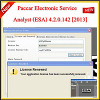 Paccar Electronic Service Analyst 4. 1. 1. 22 by dhl ems freesh...
