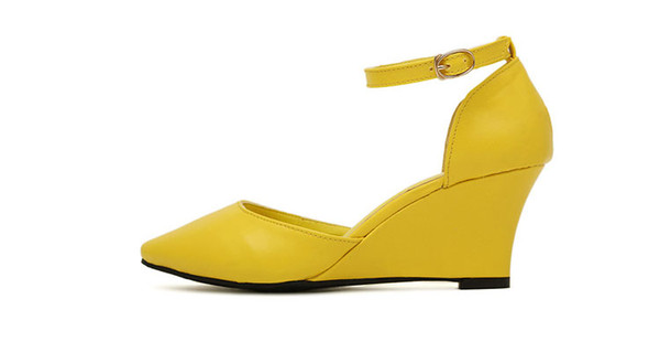 Fahrenheit 'Larissa-012 Fabric Dress Shoes (Size 7 ) for Women