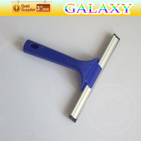 Wholesale Window cleaner wiper glass clean windshield Car Windscreen Squeegee Home Window Wiper and Rubber Squeegee