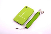 special design Guoer Magnetic Smart cover Case for Iphone 4 ...