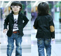 4T-5T 100% cotton jackets - new style years cotton boy suit boy s outware boy s jacket