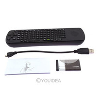 Wholesale Factory Direct Supply RC13 Measy RC13 Plus G Wireless keyboard Air Mouse with Speaker and Microphone