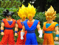 Wholesale Janpan Anime Action Figure Dragon Ball Z SON GOKU Great Saiyaman Action Figure style