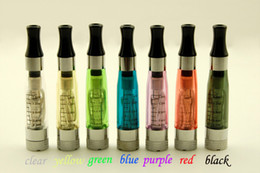 Wholesale Clearance Xmas CE4 plus ml cartomizer advanced ce4 clearomizer atomizer for e cigarette apply for any ego series CE5 CE6 CE7