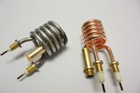 éléments instantanés chauds robinet d'eau de chauffage de chauffage, des tuyaux de chauffage électrique, élément tubulaire, pièces électriques