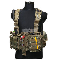 Wholesale WINFORCE TACTICAL GEAR WV MOLLE DELTA Tactical Vest CORDURA QUALITY GUARANTEED OUTDOOR TACTICAL VEST
