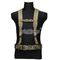 belt battle belt - WINFORCE tactical gear WB quot Blizzard quot Battle Suspender CORDURA QUALITY GUARANTEED OUTDOOR TACTICAL BELT