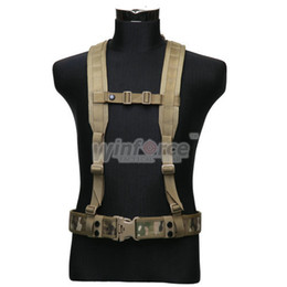 Wholesale WINFORCE tactical gear WB quot Blizzard quot Battle Suspender CORDURA QUALITY GUARANTEED OUTDOOR TACTICAL BELT