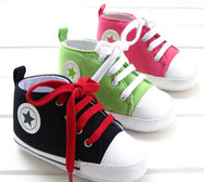 Wholesale Newborn Shoe Kids Footwear Baby First Walker Shoes Toddler Baby Boys Girl Infant Shoes Children