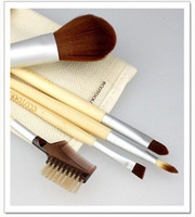 bamboo poles sale - Low cost sales makeup tools makeup brushes Bamboo pole Animal wool make up bru