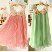 Cheap TuTu dress Best Summer A-Line sequin dress