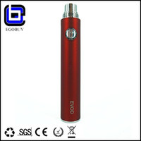 best choice electronics - Best selling evod battery rubber paining and various colors for your choice