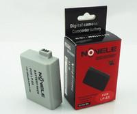 Wholesale NEW mA Camera Batteries LP E5 LPE5 Battery for D D D