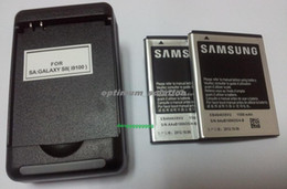 Oem flash usb en Ligne-Nouveau 2x OEM 1500mah EB484659VA Batterie + chargeur USB pour Samsung Galaxy Proclamer S720C Flash Focus I677 Gravité SMART T589 S5820
