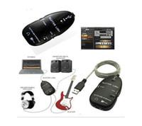 Precio de La grabación de música de la pc-Guitarra de enlace Conector de la interfaz USB del PC Cable para / grabación Mac Música PC