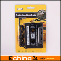 Wholesale Vehicular MP3 MP4 mobile phone audio converter to magnetic tape converter