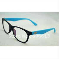 beach reads - High Quality UV400 protection computer reading glasses retro clear lens eyewear