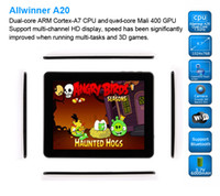 "Hot Selling 9. 7"" Android 4. 2 Allwinner A20 Dual Core Ta..."