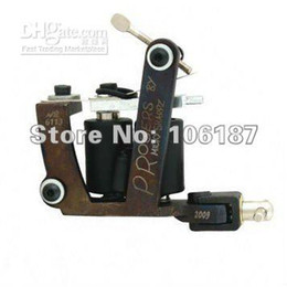 Wholesale hot selling items6Types For Your Choice Iron Handmade Tattoo Machine Gun Equipment Tattoo Machine Fo