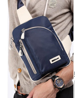 Wholesale Chest Bag Men Fashion Casual Small Bag Brand Designer Shoulder Bag Messenger Bag Backpack