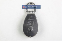 Wholesale Lifting Chain Cable Belt Stainless Steel MM Single Eye Swivel Pulley Wheel Block
