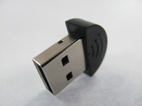 Wholesale Brand New Mini USB Bluetooth V2 Dongle Wireless Adapter for PC Laptop