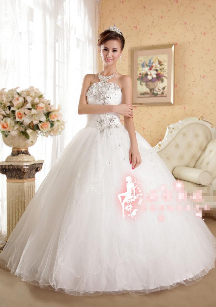 Wedding Dress Gown Design