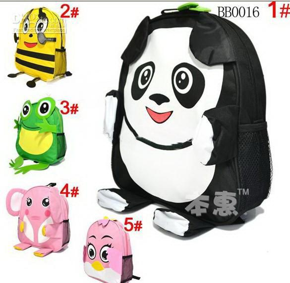 Hot Sale Children Cartoon School Bag Kids Cool Backpack Boys Girls ...