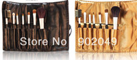 Wholesale Hot sale piece set cosmetic brush set professional make up tools brush set LTF