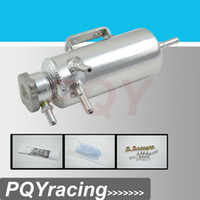 Wholesale PQY STORE UNIVERSAL OIL CATCH CAN TANK WITH BREATHER FILTER L ALLOY BREATHER TANK PQY TK03