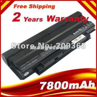 Wholesale 9 cells Battery for DELL Inspiron R N3010 R N7010 R N5010 R R R R series laptops N4010 N4110 N5110