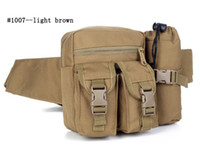 Wholesale Fashion Multi role Outdoor Camping Waist Bags colors Pack Small Bag