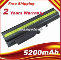Wholesale 6cell Laptop Battery FRU K8193 FRU K8195 FRU K8214 for IBM Lenovo ThinkPad R50 R50E R50P R51 R51e R52 T40 T40P T41 laptop
