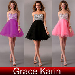 Wholesale Beautiful Beading Sweetheart Formal Prom Ball Gown Homecoming Dress keen length party gowns CL4105