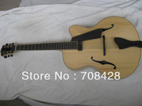 Wholesale fully handmade archtop jazz guitar inches top quality in the world